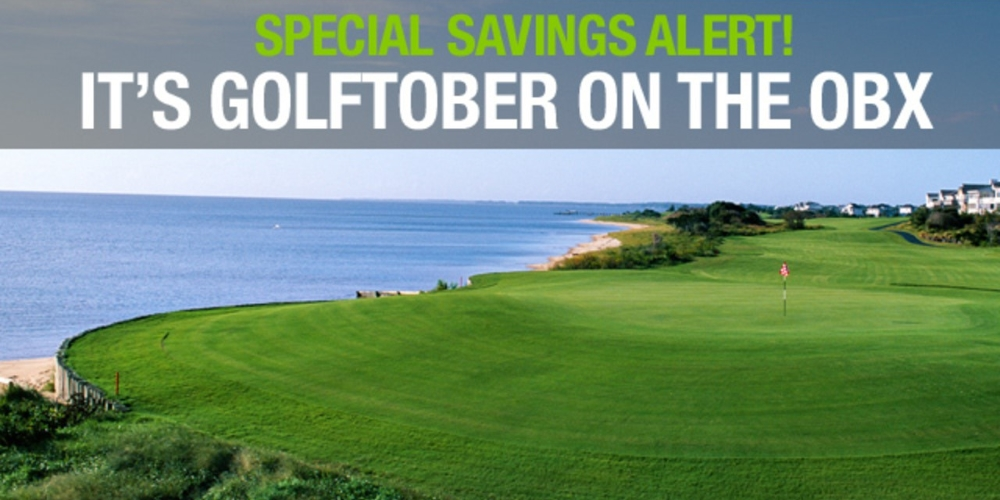 Check Out Golftoberfest on the Outer Banks - North Carolina
