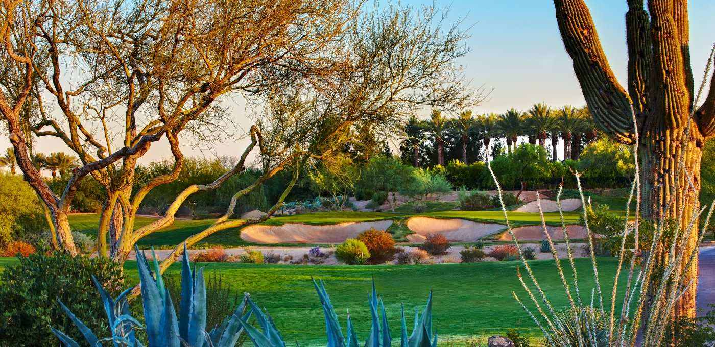 Phoenix & Tucson Arizona - The Marriott Golf Collection