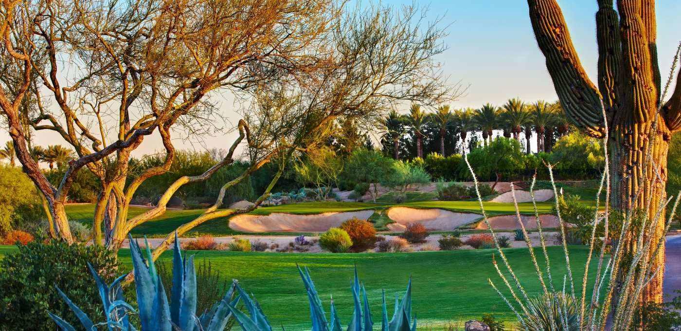 Phoenix & Tucson Arizona - The Marriott Golf Collection